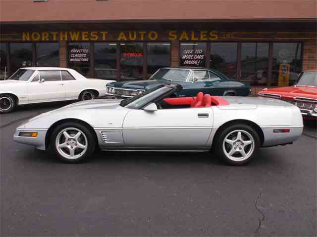 1996 Chevrolet Corvette | 978273