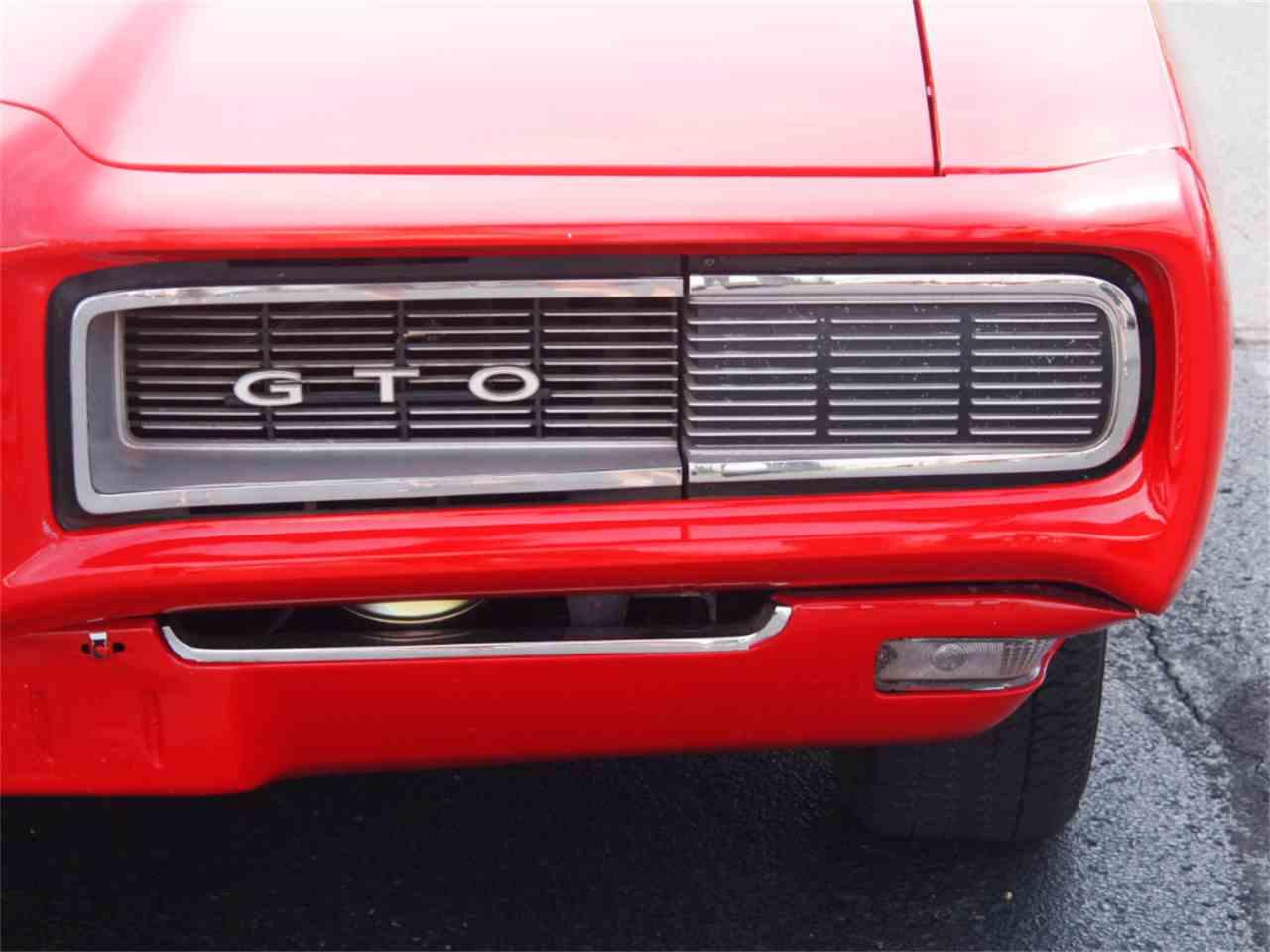 1968 Pontiac Gto For Sale Classiccars Com Cc 978276