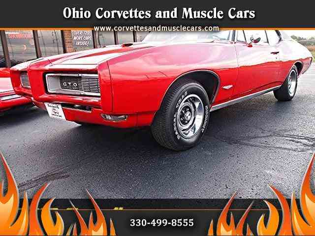 1968 Pontiac GTO | 978276