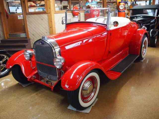 1930 Ford Model A | 978278