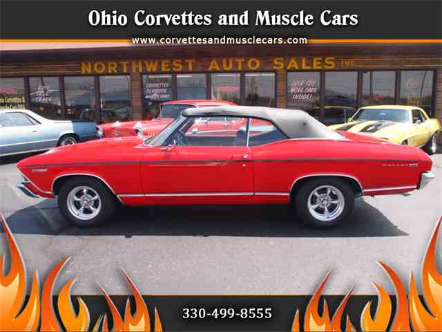 1969 Chevrolet Chevelle | 978279
