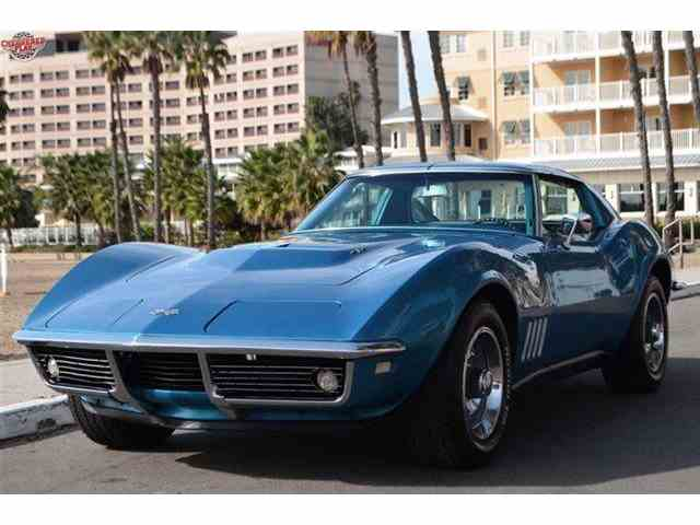 1968 Chevrolet Corvette 427, 4 speed Coupe | 970828
