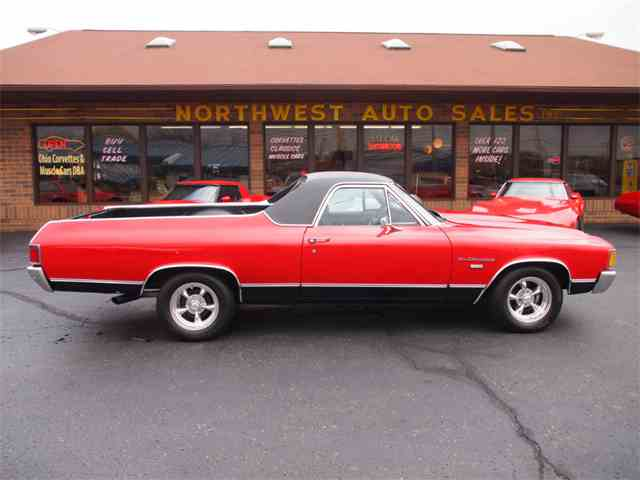classifieds for 1972 chevrolet el camino 21 available. Black Bedroom Furniture Sets. Home Design Ideas