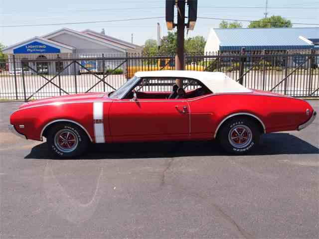 1969 Oldsmobile 442 | 978283