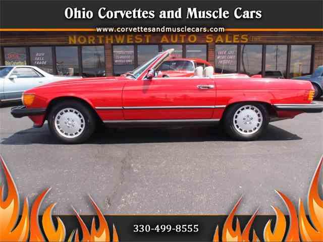 1986 Mercedes-Benz 560 | 978287