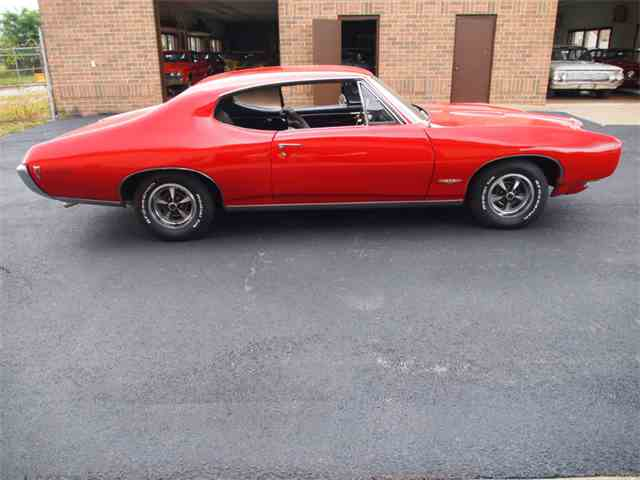 1968 Pontiac GTO | 978288