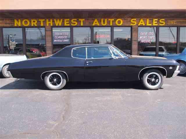 1967 Chevrolet Caprice   978289