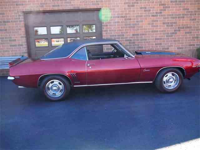 1969 Chevrolet Camaro   978296