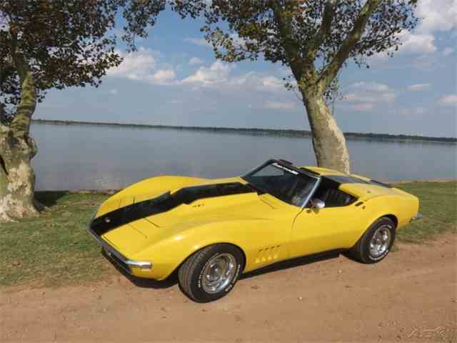 1968 Chevrolet Corvette with ZL-1 Engine | 970830