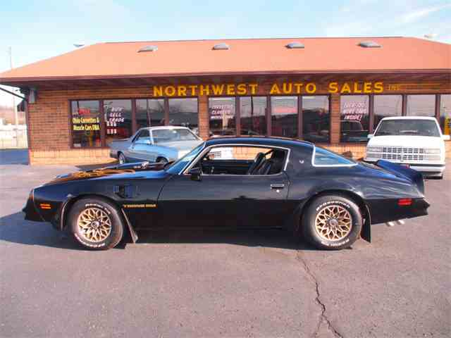 1978 Pontiac Firebird Trans Am | 978304