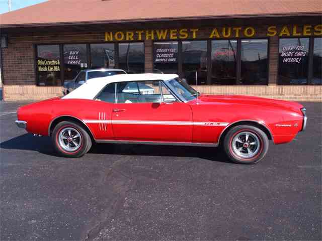 1967 Pontiac Firebird | 978308