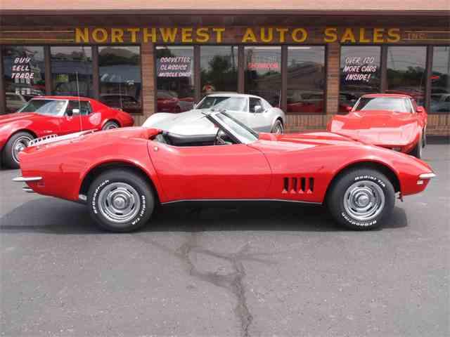 1968 Chevrolet Corvette   978310