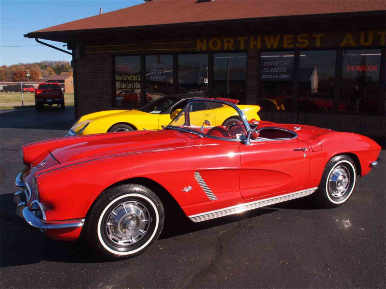 1962 chevrolet corvette for sale cc 978311. Black Bedroom Furniture Sets. Home Design Ideas