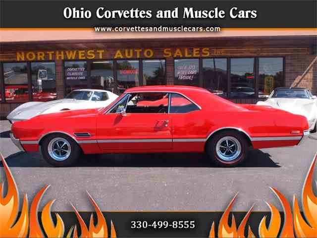 1966 Oldsmobile Cutlass | 978313