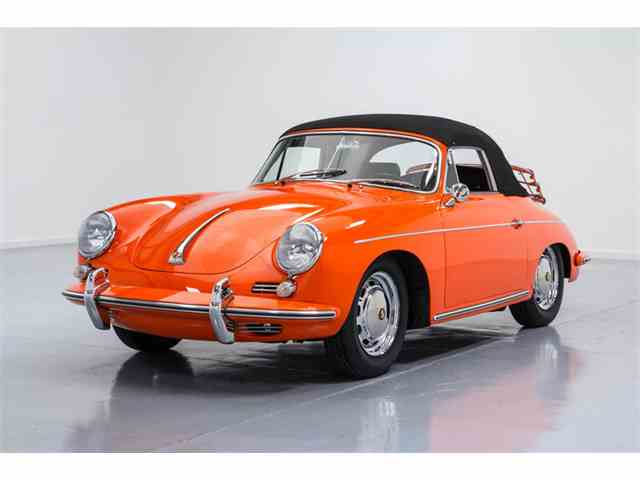 classic porsche 356 for sale on 50 available. Black Bedroom Furniture Sets. Home Design Ideas