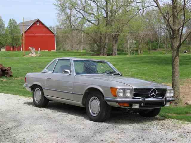 1972 Mercedes-Benz 350SL | 978338