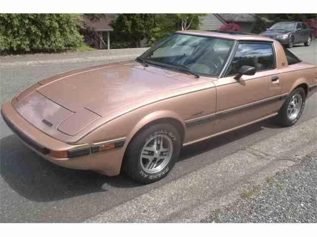 1982 Mazda RX-7 | 978341