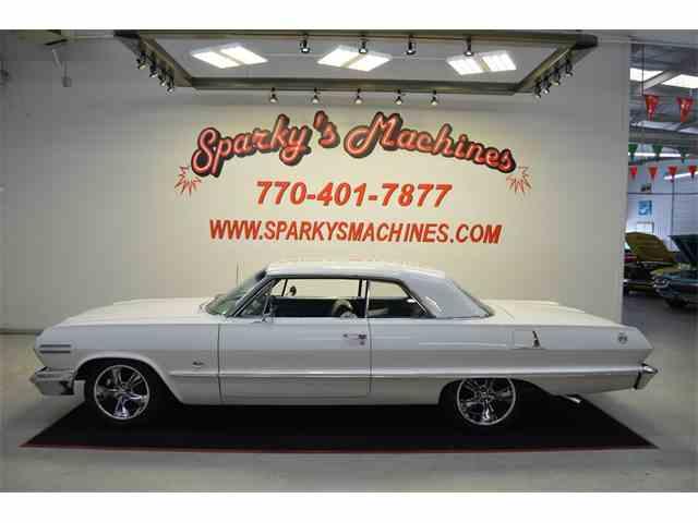 1963 Chevrolet Impala SS | 978347