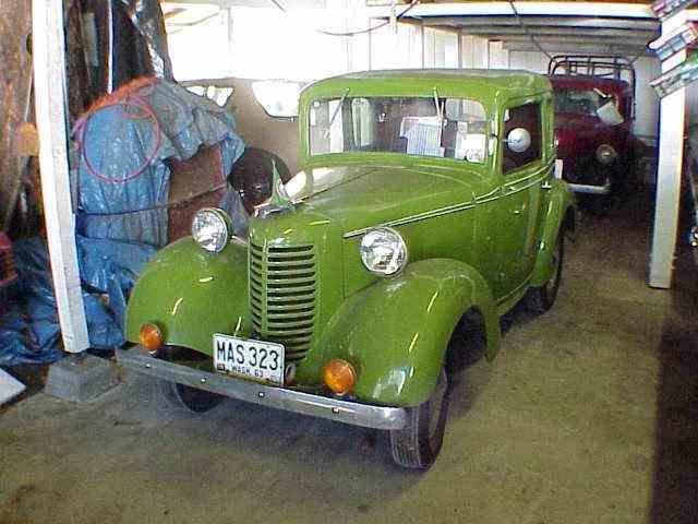 1940 American Bantam Automobile   978353