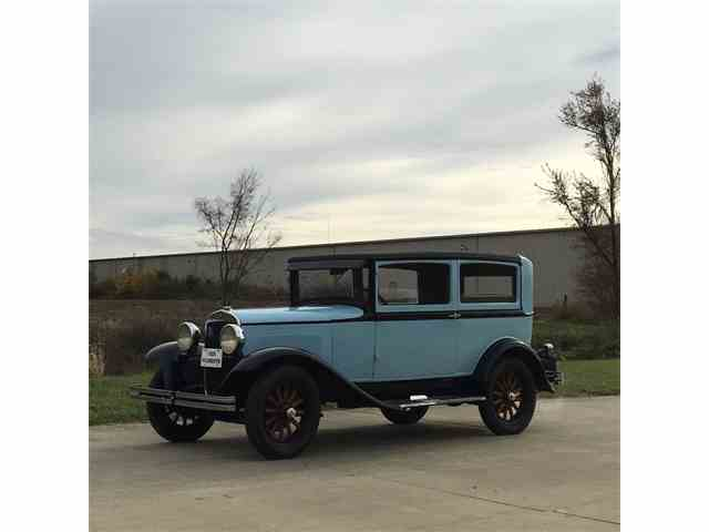 1928 Plymouth Model Q 2 dr. sedan | 978361