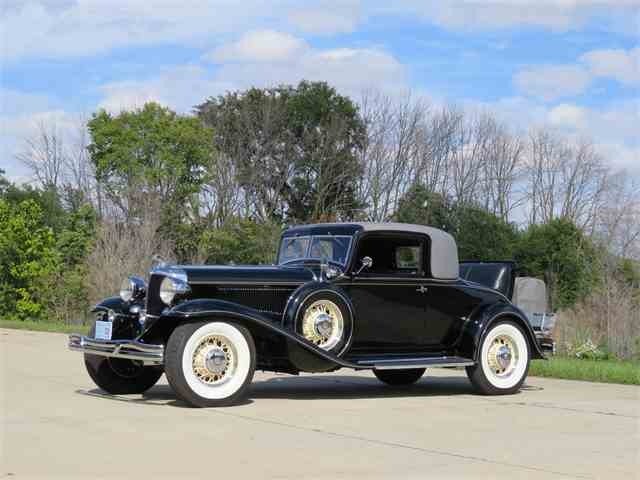 1932 Chrysler Imperial RS Coupe | 978365