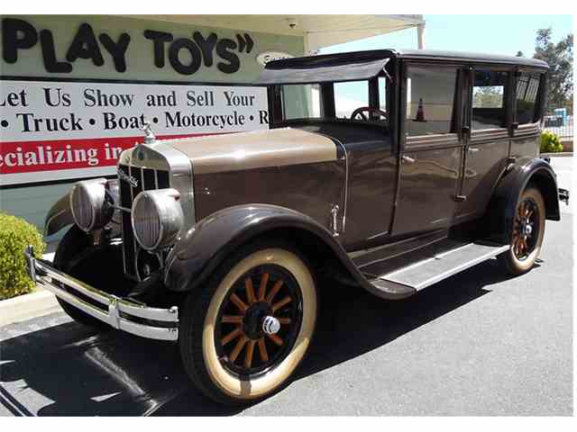 1926 Franklin 11-A Touring Car | 978367