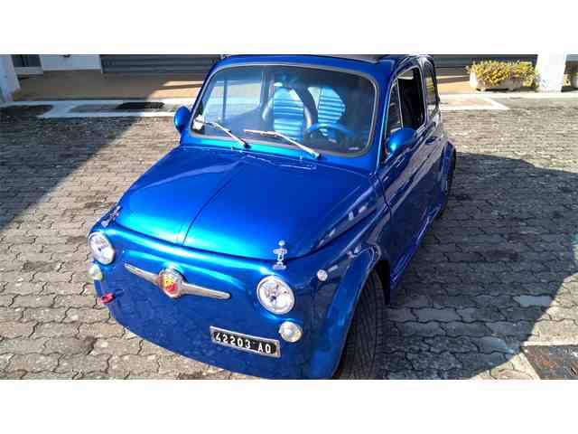 1966 Fiat 500 Abarth  | 978370