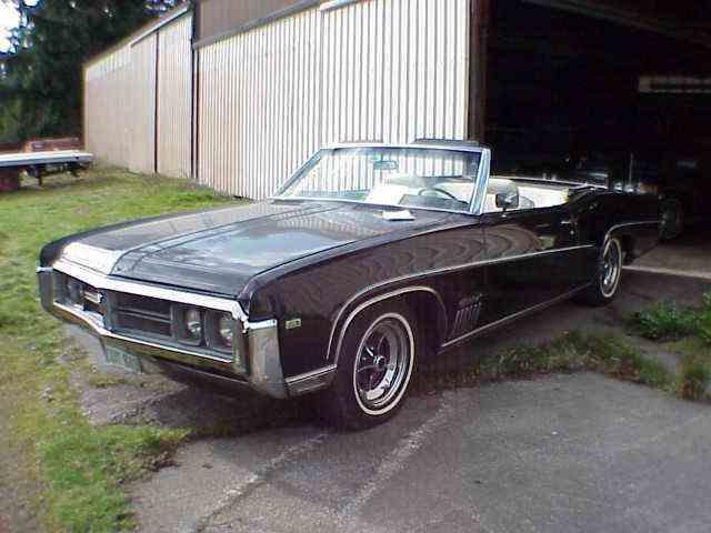 1969 Buick  Wildcat Conv.   978375