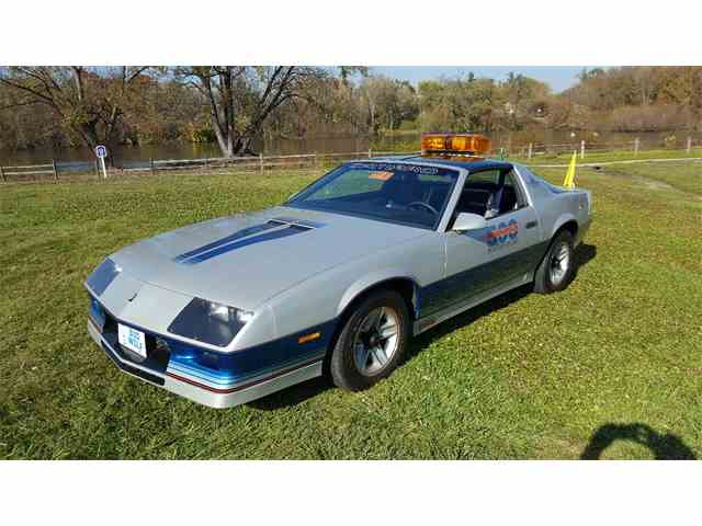 1982 Chevrolet Camaro Z28 Indy 500 Pace Car | 978377