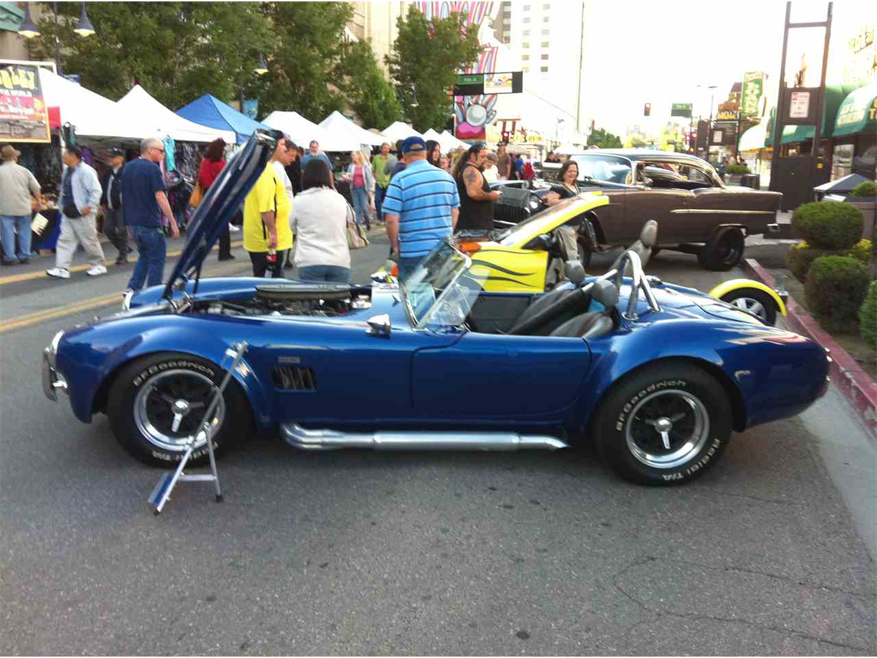 1966 shelby cobra replica for sale cc 978380. Black Bedroom Furniture Sets. Home Design Ideas