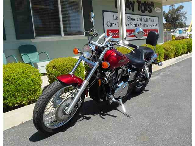 2007 Honda Motorcycle Shadow | 978382