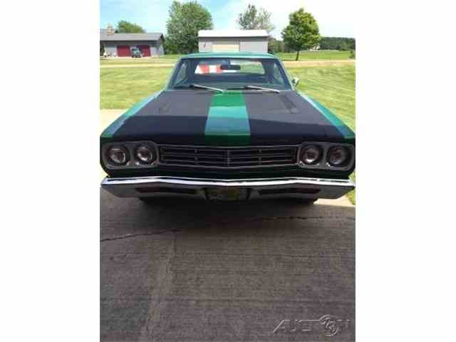 1969 Plymouth Road Runner | 970839