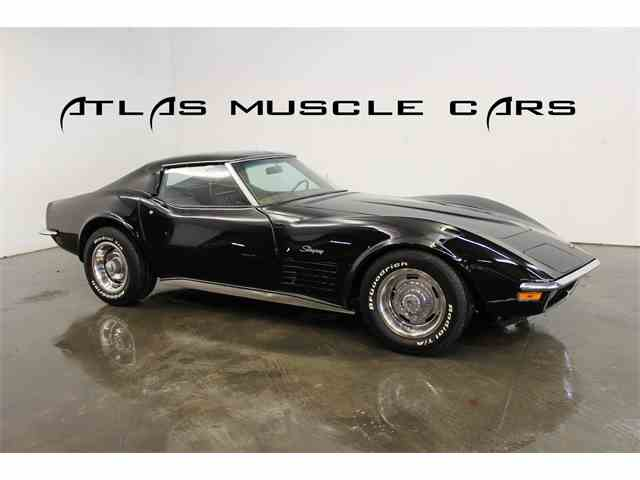 1971 Chevrolet Corvette | 978392