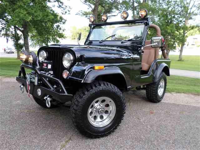 1978 Jeep CJ5 | 970084