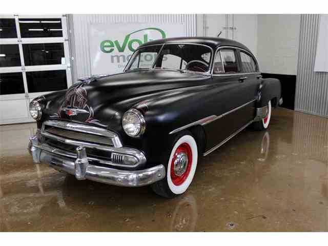1951 Chevrolet Fleetline   978400