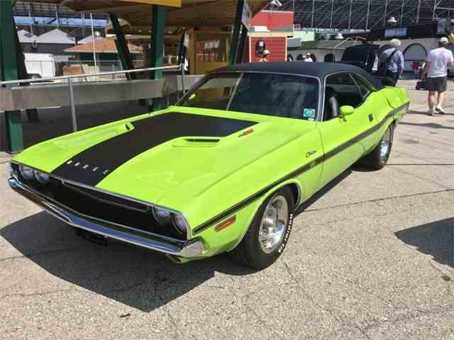 1970 Dodge Challenger R/T | 970841