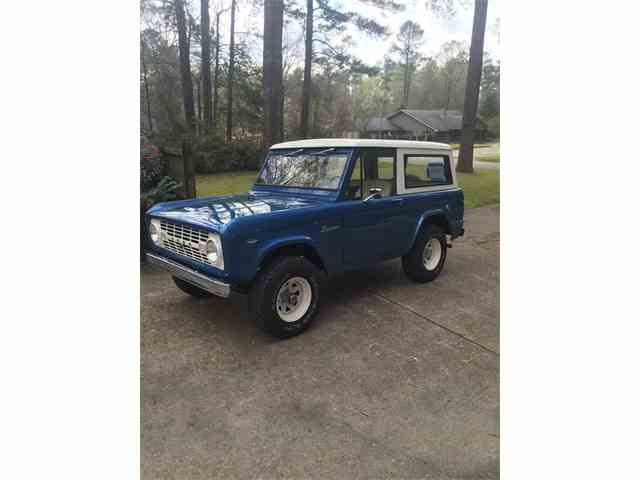 1967 Ford Bronco | 978417