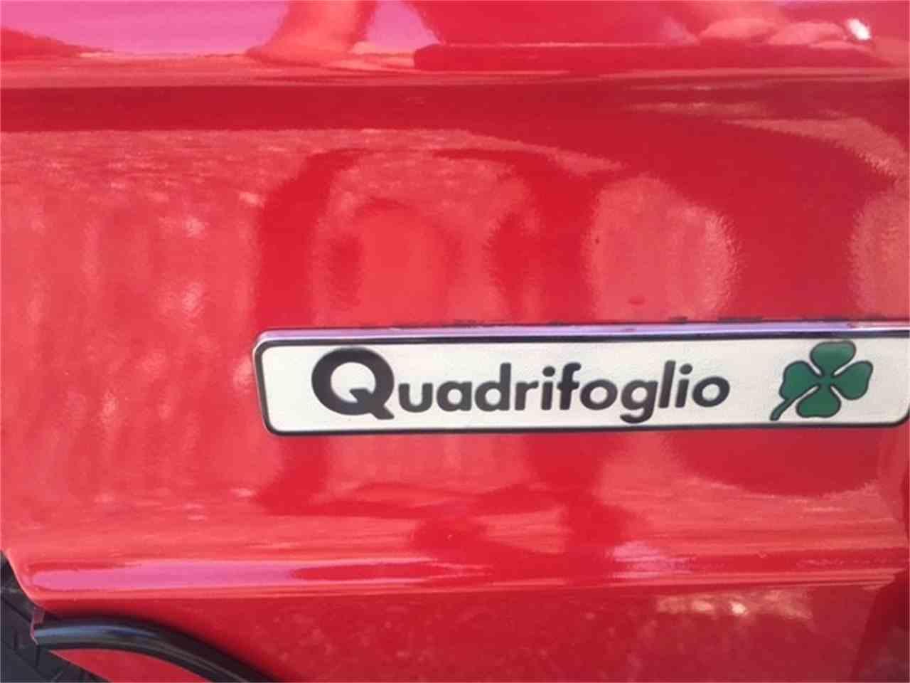 Alfa Romeo Quadrifoglio Std C