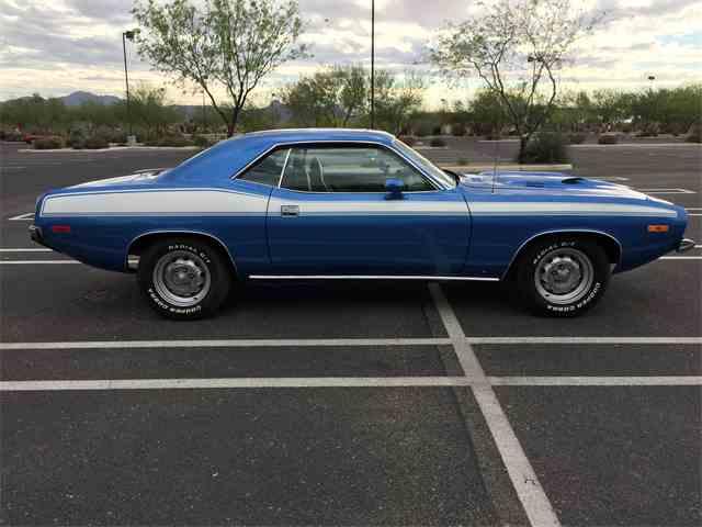 1974 Plymouth Cuda   978424