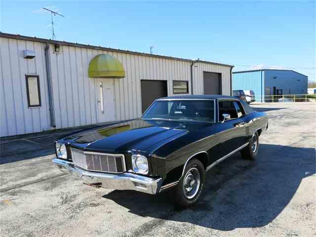 1971 Chevrolet Monte Carlo | 978426