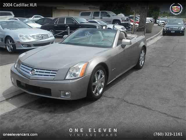 2004 Cadillac XLR | 978429