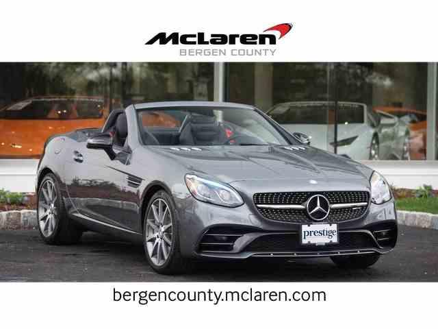 2017 Mercedes-Benz SLC | 978438