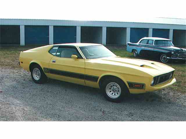 1973 Ford Mustang Mach 1 | 978439