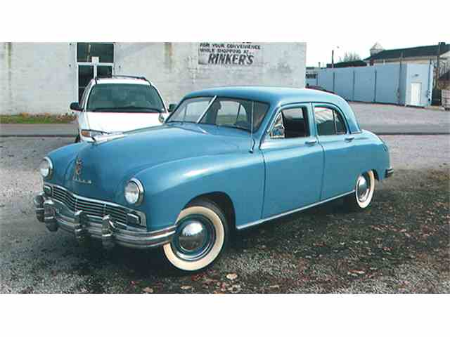 1948 Frazer Standard Four-Door Sedan | 978441