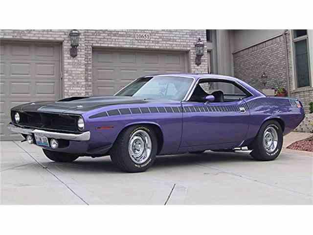 1970 Plymouth AAR Cuda | 978442