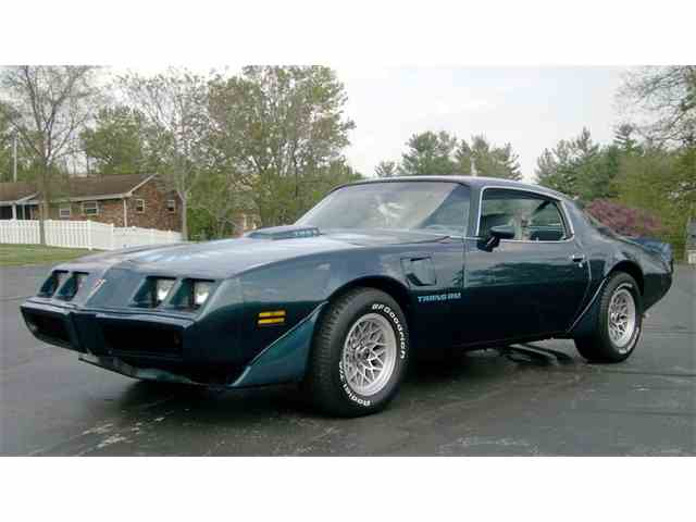 1979 Pontiac Firebird Trans Am | 978446