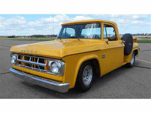 1969 Dodge D100   978455