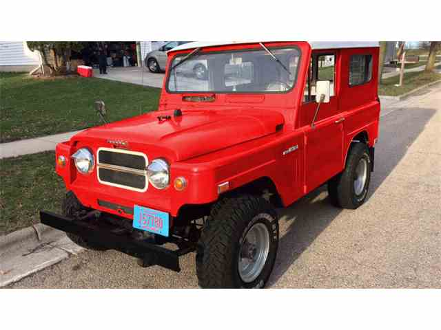 1969 Datsun Patrol   978456