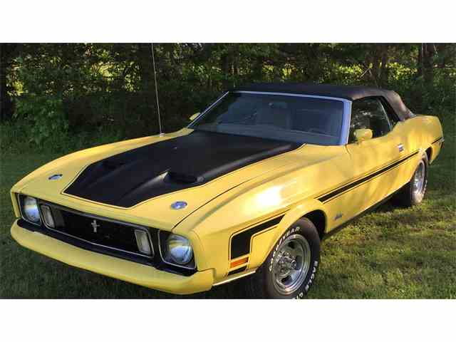 1973 Ford Mustang | 978458