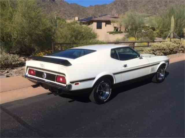 1972 Ford Mustang Mach 1 | 970846